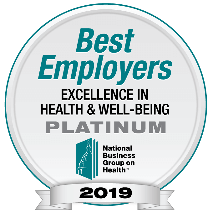 2019 Best Employers: Excellence in Health & Well-Being | National Business Group on Health