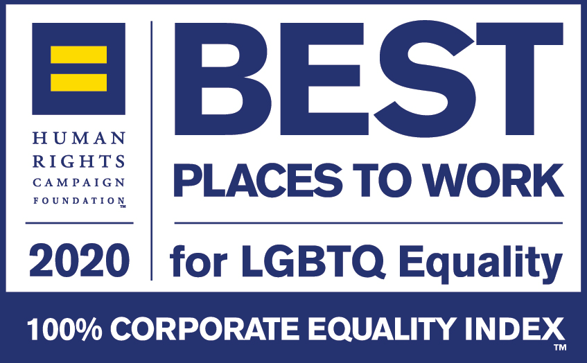 Best Place to Work for LGBTQ Equality | Corporate Equality Index