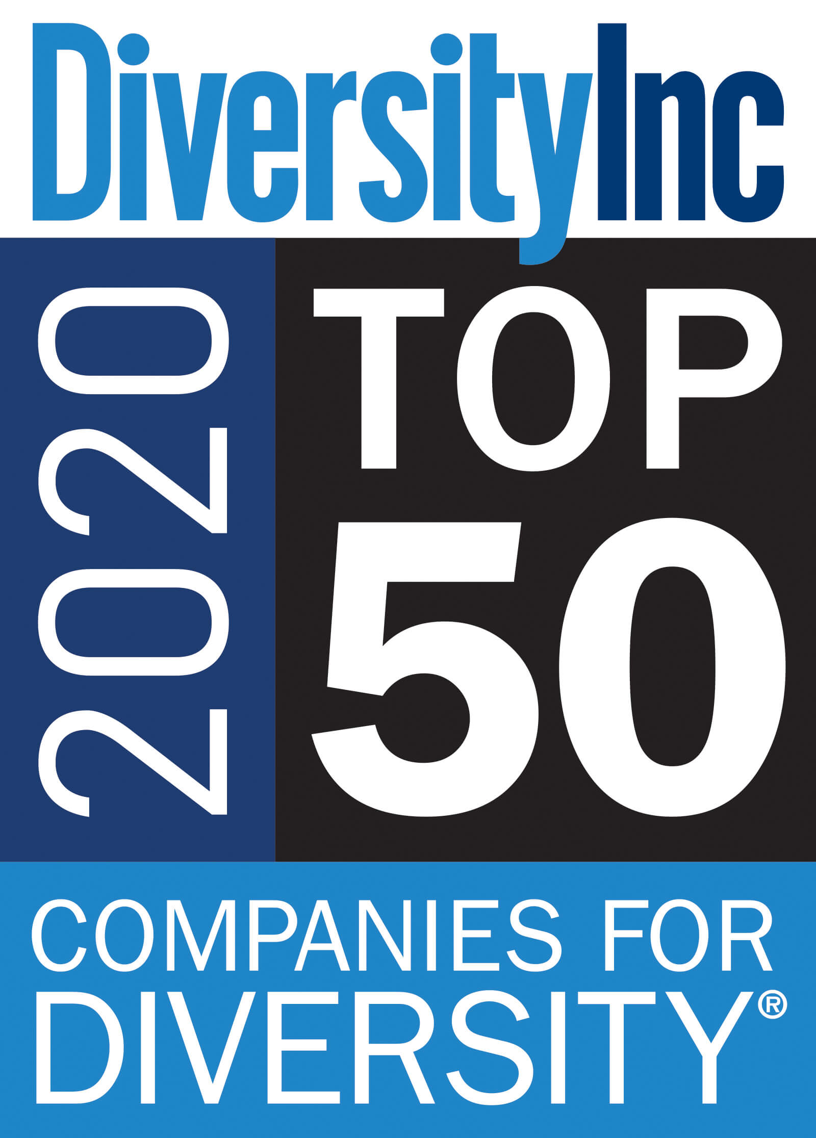 Top 50 Company for Diversity | DiversityInc